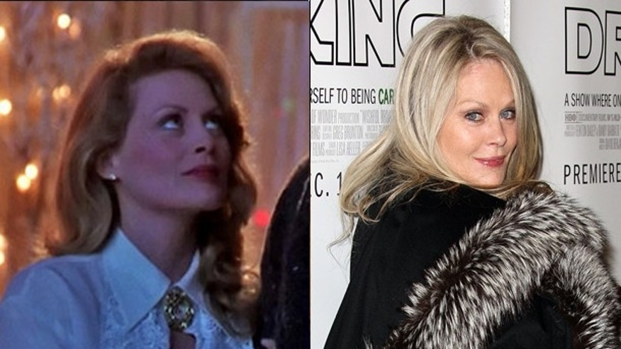 Beverly D'Angelo then and now.