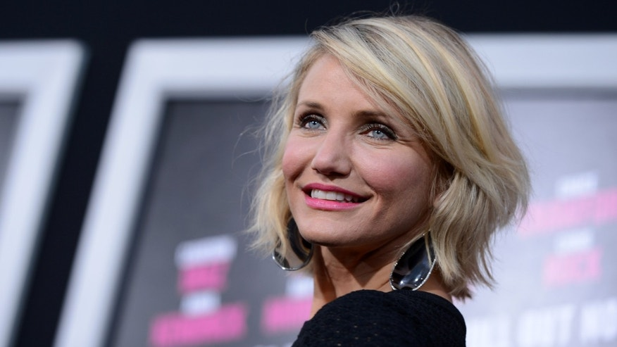 Cameron Diaz is one of the featured celebrities in the PSA demanding gun control.