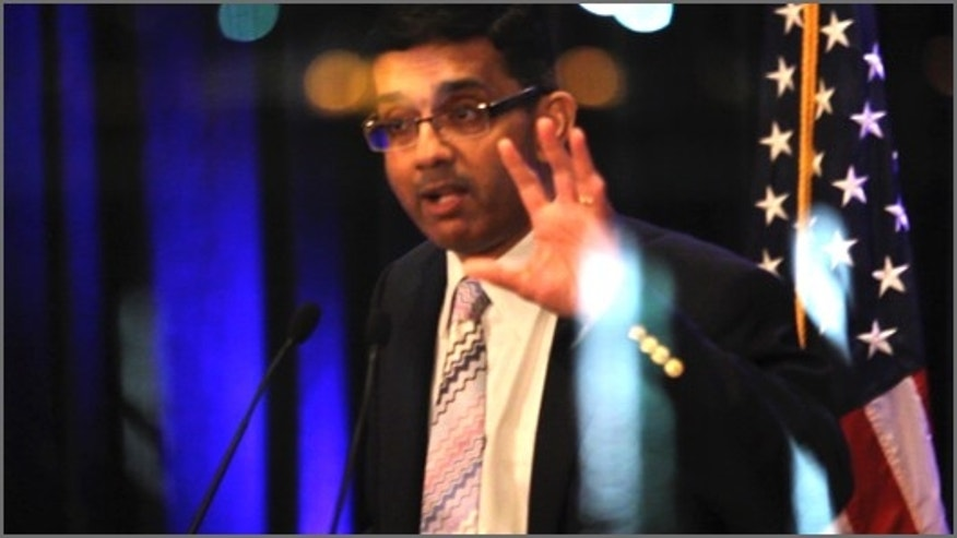 "Dinesh D'Souza in ""2016."""