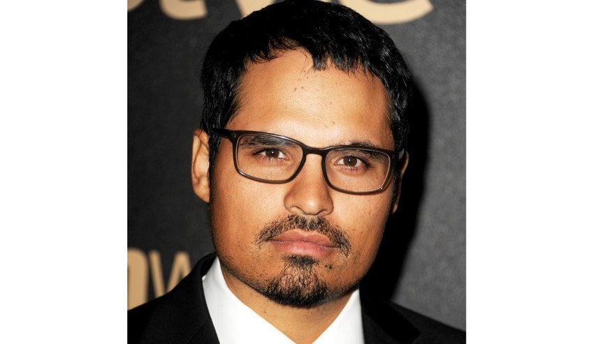 Actor Michael Pena arrives at the Hollywood Foreign Press Association's and In Style's celebration of the 2013 Golden Globes Awards Season at Cecconi's on November 29, 2012 in West Hollywood, California.  (Photo by Kevin Winter/Getty Images)