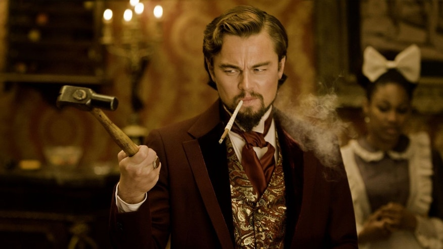 "A scene from ""Django Unchained."""