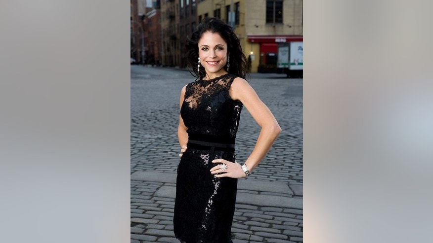 THE REAL HOUSEWIVES OF NEW YORK CITY -- Pictured: Bethenny Frankel -- Bravo Photo: Jay Sullivan