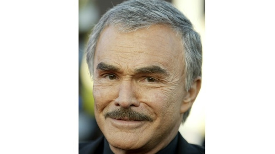 May 16, 2004: U.S. Actor Burt Reynolds arrives at the 4th Annual Taurus World Stunt Awards in Hollywood.
