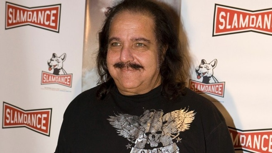 "Actor Ron Jeremy attends the premiere of the movie ""Finding Bliss"" at the 2009 Slamdance Film Festival in Park City, Utah, January 18, 2009."