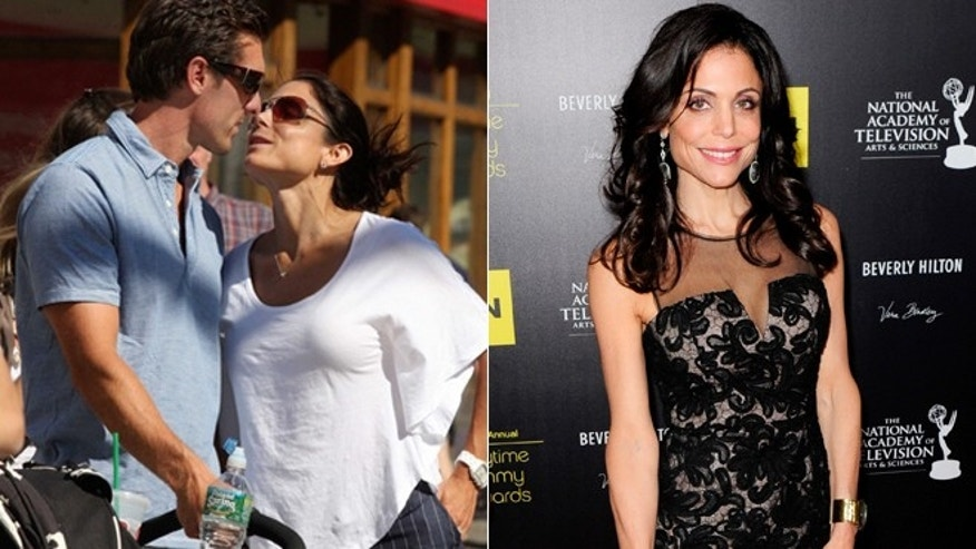 Bethenny Frankel and Jason Hoppy split up in 2013.