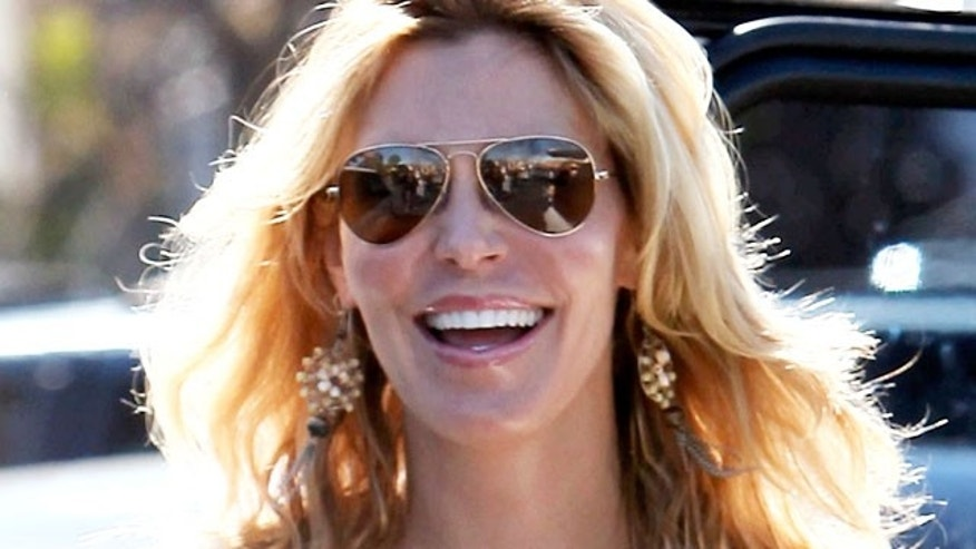 'Real Housewives' star Brandi Glanville (X17 Online)