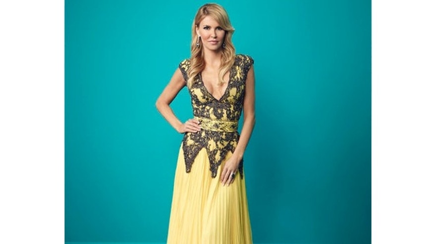 "Brandi Glanville is seen in a promotional photo for ""The Real Housewives of Beverly Hills."" (Photo by: Joe Pugliese/Bravo)"