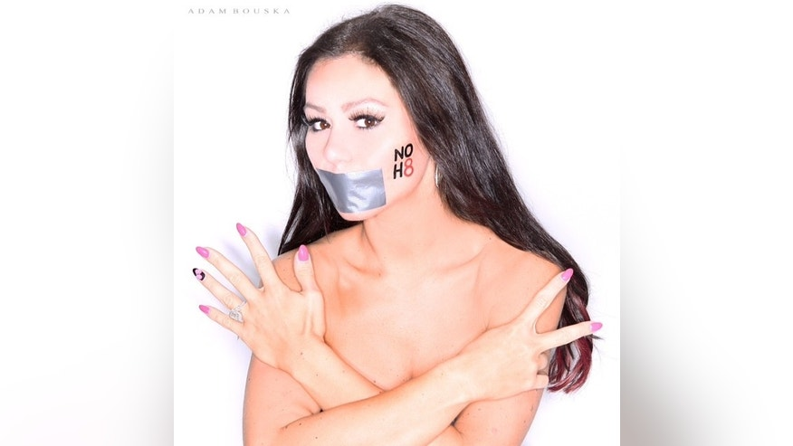 Photo by Adam Bouska, Courtesy of NOH8Campaign