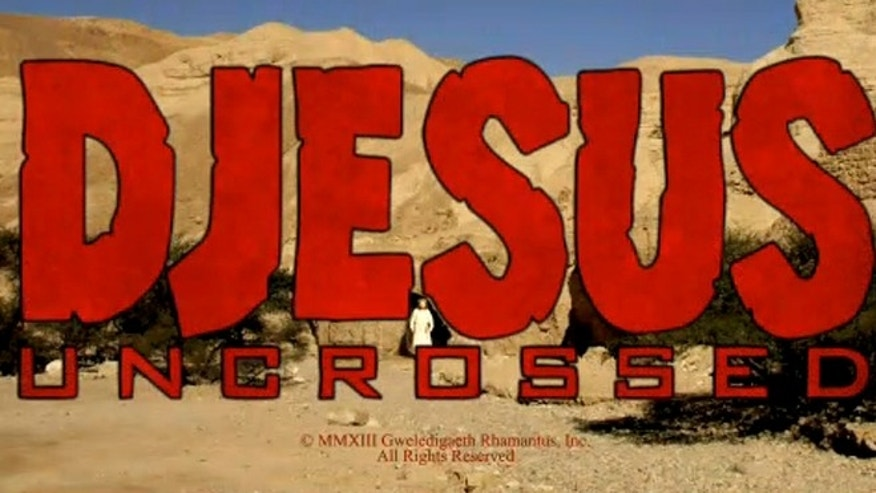 "The ""DJesus Uncrossed"" skit aired Feb. 16 on ""Saturday Night Live."""