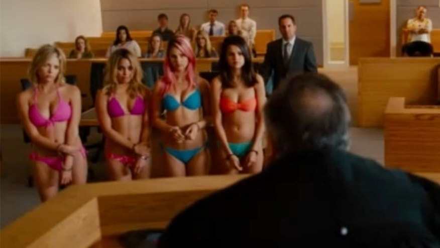 Spring Breakers/ Division Films