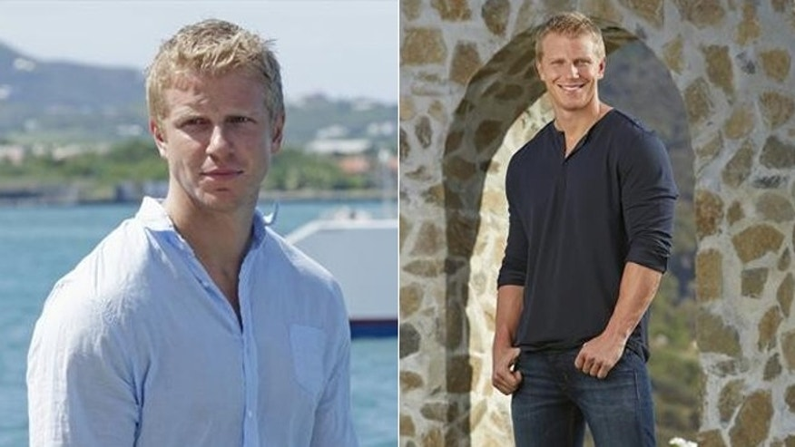 """The Bachelor"" Sean Lowe."