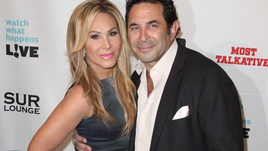 Adrienne Maloof and Paul Nassir have filed dueling divorce petitions.
