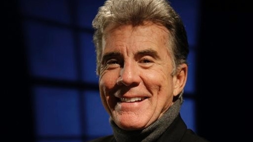 "This March 12, 2009 file photo shows John Walsh, host of the television show ""America's Most Wanted,""  in New York.  ""America's Most Wanted"" may have come to an end after 25 years. Lifetime network has confirmed it won't be picking up the crime-fighting series for another season."