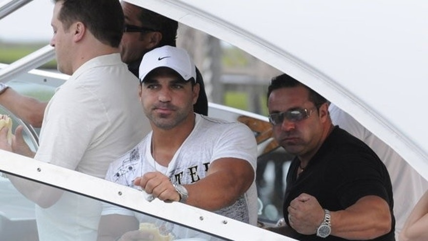 "Joe Gorga and Joe Guidice are seen on ""The Real Housewives of New Jersey"""