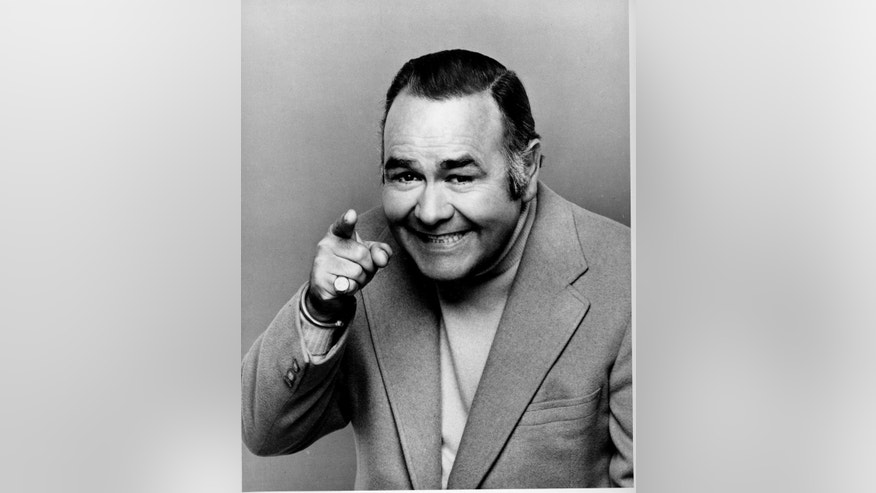 This undated file image shows comedian and actor Jonathan Winters. Winters, whose breakneck improvisations inspired Robin Williams, Jim Carrey and many others, died Thursday, April 11, 2013