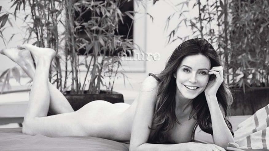 Christa Miller appears in Allure.