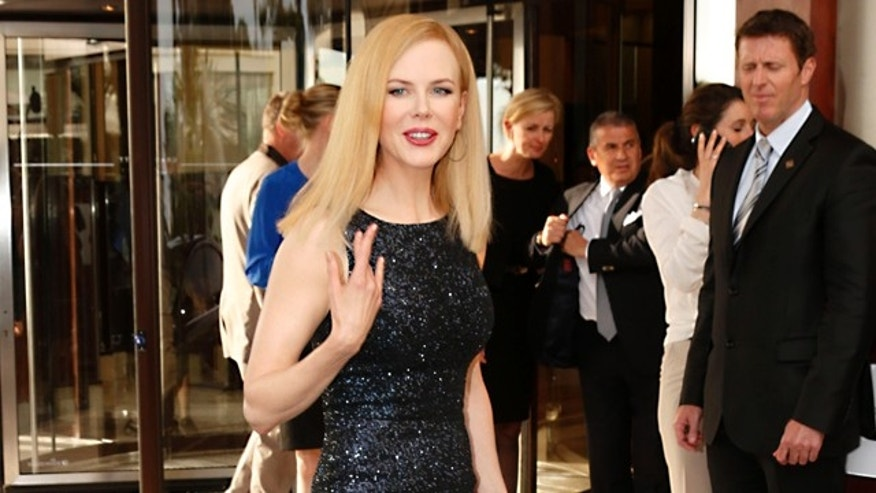 May 14, 2013: Actress and jury member Nicole Kidman arrives for cocktails at the Martinez Hotel at the 66th international film festival, in Cannes, southern France.
