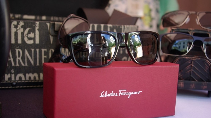 Salvatore Ferragamo Sunglasses (Hollywood Boudoir)