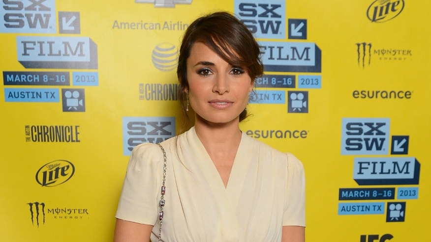 Actress Mia Maestro (Photo by Mark Davis/Getty Images)