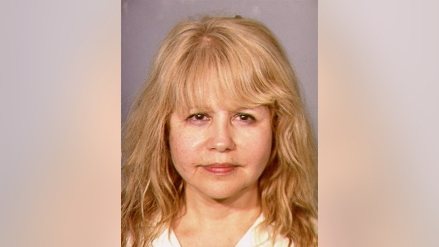 Singer-actress Pia Zadora has been arrested on suspicion of domestic battery and coercion after a disturbance at her Las Vegas home. The 61-year-old Zadora was booked Saturday, June 1, 2013 into a detention center and released after posting $4,000 bail. (AP Photo/Las Vegas Metropolitan Police Department)