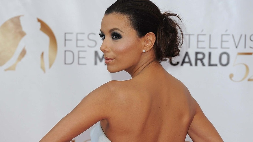 MONTE-CARLO, MONACO - JUNE 14:  Actress Eva Longoria arrives at the Closing Ceremony of the 52nd Monte Carlo TV Festival on June 14, 2012 in Monte-Carlo, Monaco.  (Photo by Pascal Le Segretain/Getty Images)
