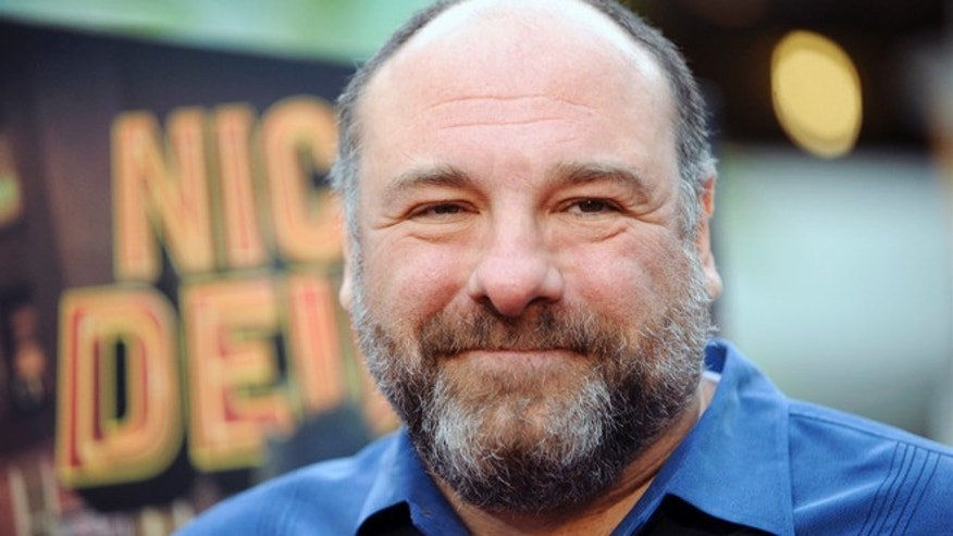 "May 20, 2013: This file photo shows actor James Gandolfini at the LA premiere of ""Nicky Deuce"" in Los Angeles. HBO and the managers for Gandolfini say the actor died Wednesday, June 19, 2013, in Italy. He was 51. (AP)"