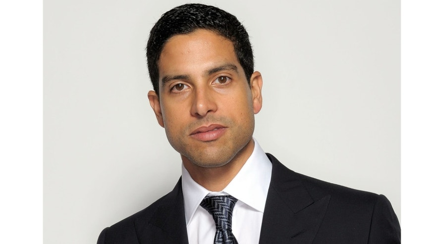 Actor Adam Rodriguez poses for a portrait during the 2011 NCLR ALMA Awards held at Santa Monica Civic Auditorium on September 10, 2011 in Santa Monica, California.