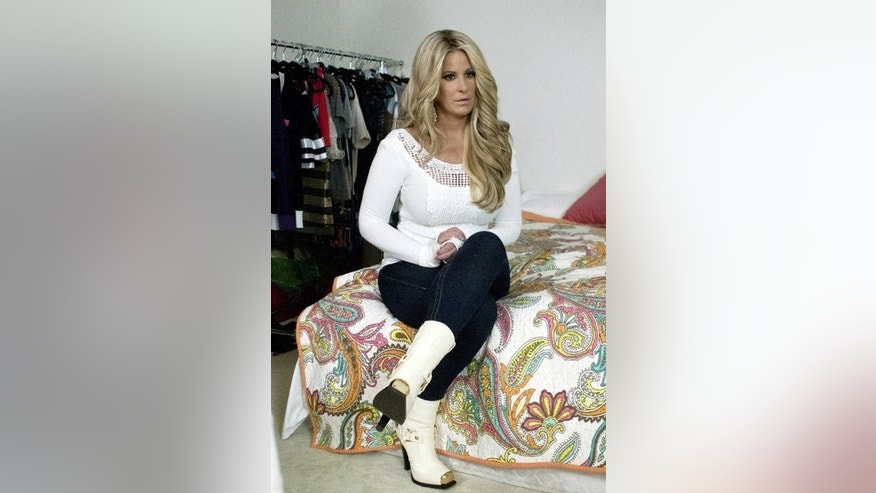 "Kim Zolciak is shown on Bravo's ""Don't Be Tardy."" The reality star was photographed smoking while pregnant."