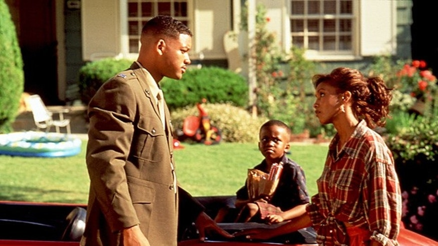 Will Smith, Vivica A. Fox, and Ross Bagley