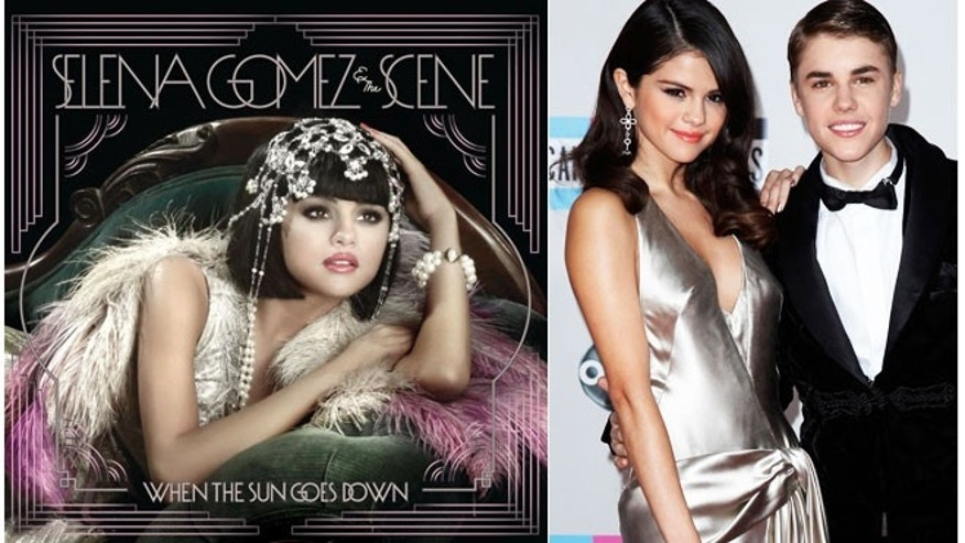 Selena Gomez just turned 20, but she's had several sexy CD covers, and posed in this provocative dress with Justin Bieber when she was 17.
