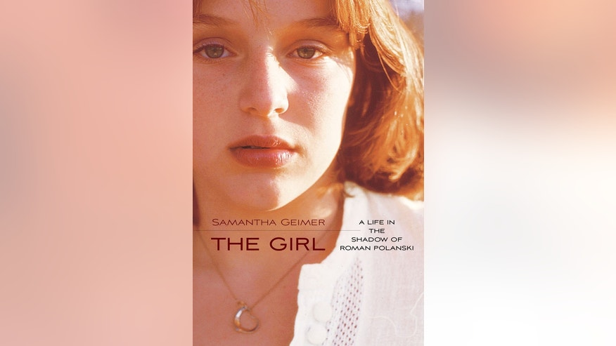 "The cover for ""The Girl: A Life in the Shadow of Roman Polanski"" is shown."