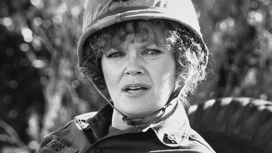 "FILE - Actress Eileen Brennan as Capt. Doreen Lewis in a scene from, ""Private Benjamin."""