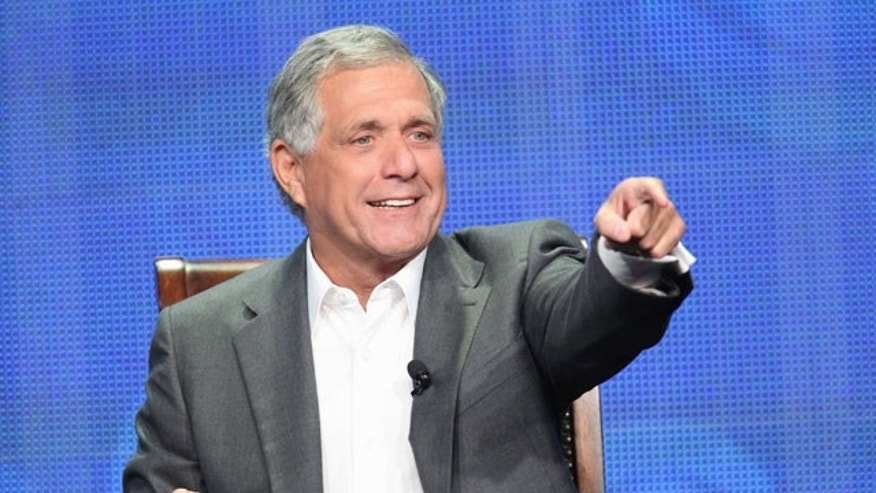 CBS President and CEO Leslie Moonves (AP Photo/CBS)