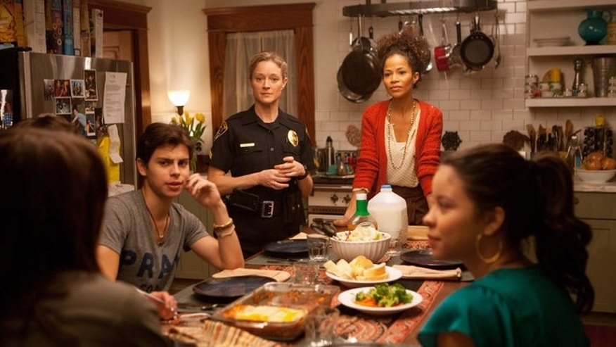 The Jennifer Lopez produced drama follows a multi-ethnic family of foster and adopted children raised by a lesbian couple played by Teri Polo and Sherri Saum.