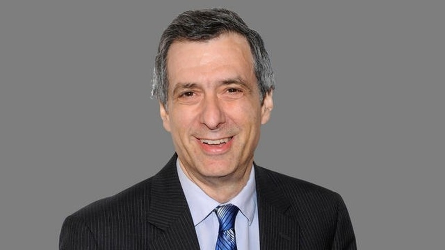 Journalist Howard Kurtz is shown in this 2012 file photo.