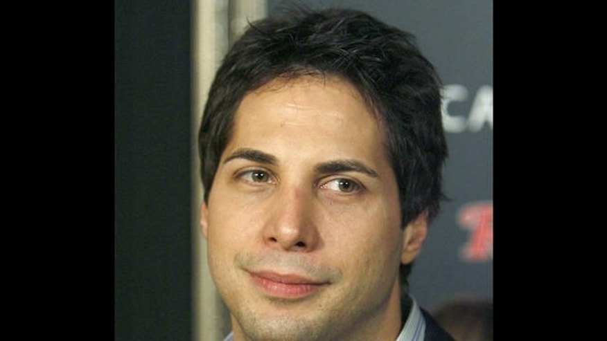 """Girls Gone Wild"" creator Joe Francis (AP Photo, file)"