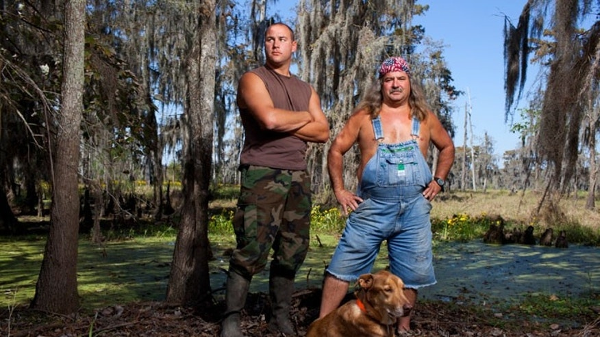 Swamp People - Season 3