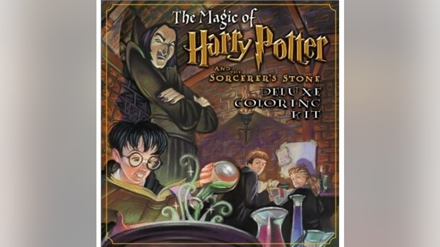 The series of seven fantasy novels by British author J.K. Rowling has inspired countless toys and games, including 'magic wands' and even a yet-to-be opened theme park. Some critics say the series promotes witchcraft.