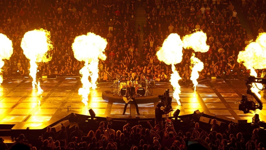 "The concert footage in ""Metallica: Through the Never"" will likely excite die-hard fans with the group's elaborate stage production..."
