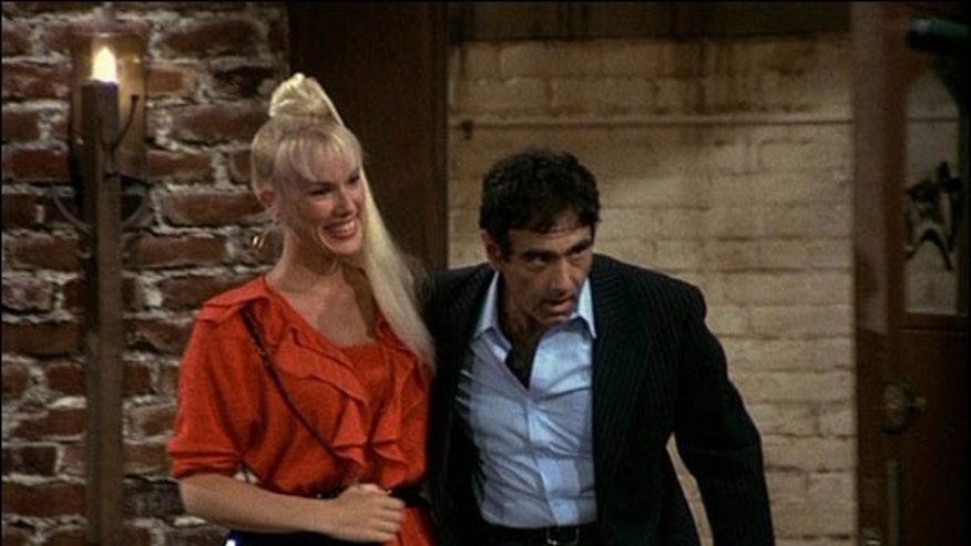 "Jean Kasem played Loretta Tortelli, the ditsy blonde wife of Carla's ex, Nick Tortelli (Dan Hedaya), on Cheers and their spin-off, ""The Tortellis,"" which had a 13 episode run in 1987."