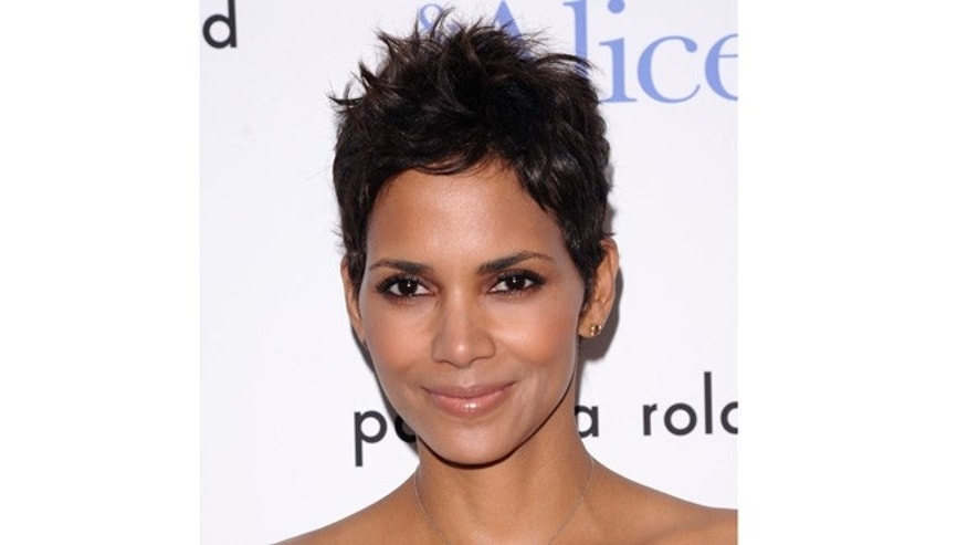 """Nov. 17, 2010: In this file photo, actress Halle Berry attends a special screening of """"Frankie & Alice"""" in New York."""
