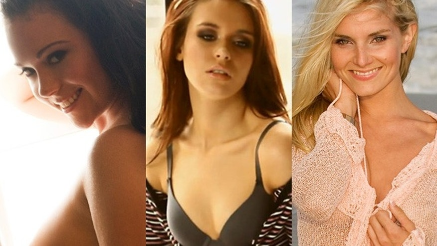 Jessica Leigh, Cristy Nicole Deweese and Liz Ashley. Leigh and Ashley defended Deweese after she was reportedly fired from a Texas school for posing in Playboy.