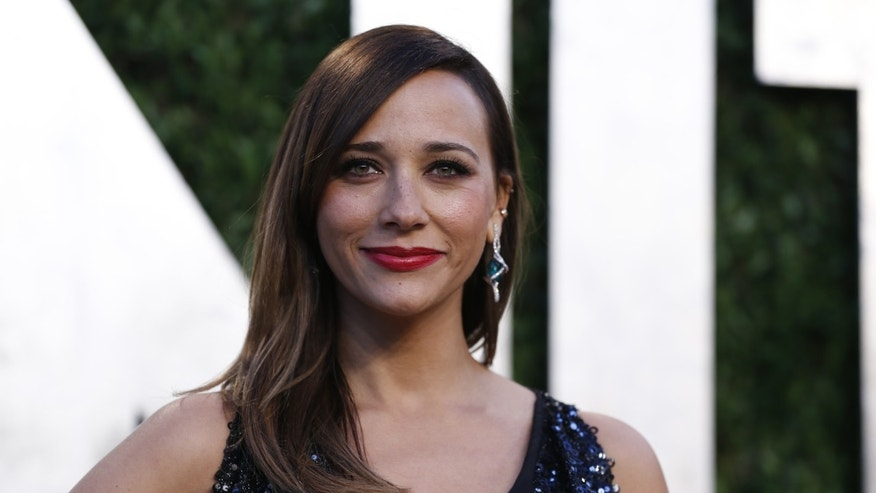 February 24, 2013 - FILE of actress Rashida Jones at the 2013 Vanity Fair Oscars Party in West Hollywood, California.