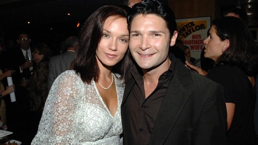 June 26, 2007 - Corey Feldman (right)  and ex-wife Susie Sprague at  a screening in Beverly Hills, California.
