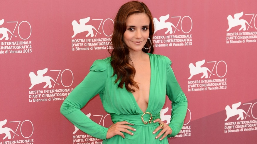 Actress Catalina Sandino Moreno during the 70th Venice Film Festival at the Palazzo del Casino on September 2, 2013 in Venice, Italy.