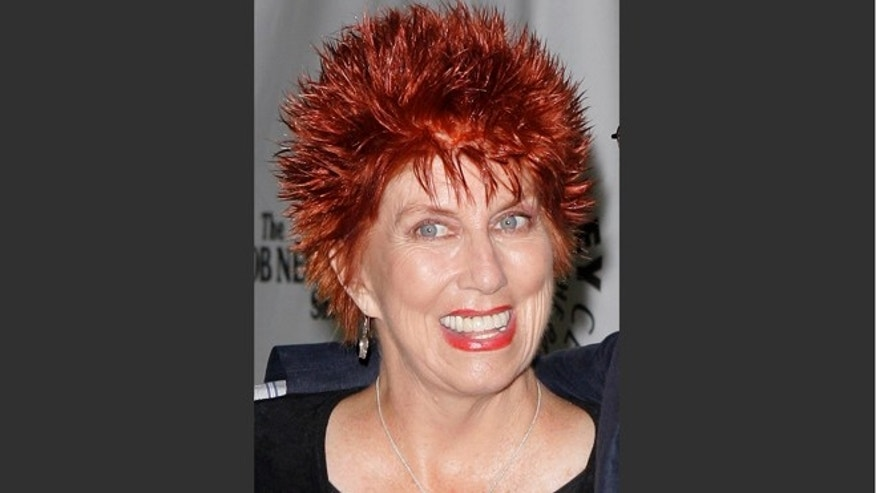 "Sept. 5, 2007: This photo shows Marcia Wallace during TV Land's 35th anniversary tribute to ""The Bob Newhart Show"" in Beverly Hills, Calif."