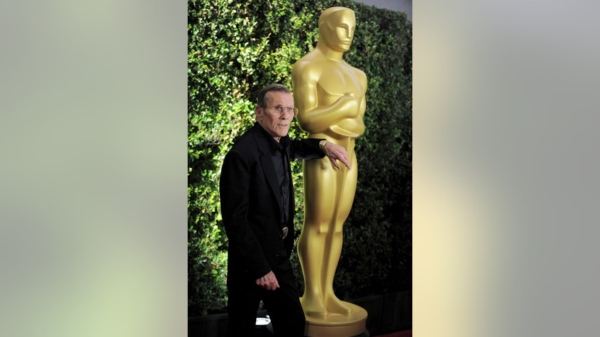 Dec. 1, 2012: In this file photo, Hal Needham arrives at the 4th Annual Governors Awards at Hollywood and Highland Center's Ray Dolby Ballroom in Los Angeles.