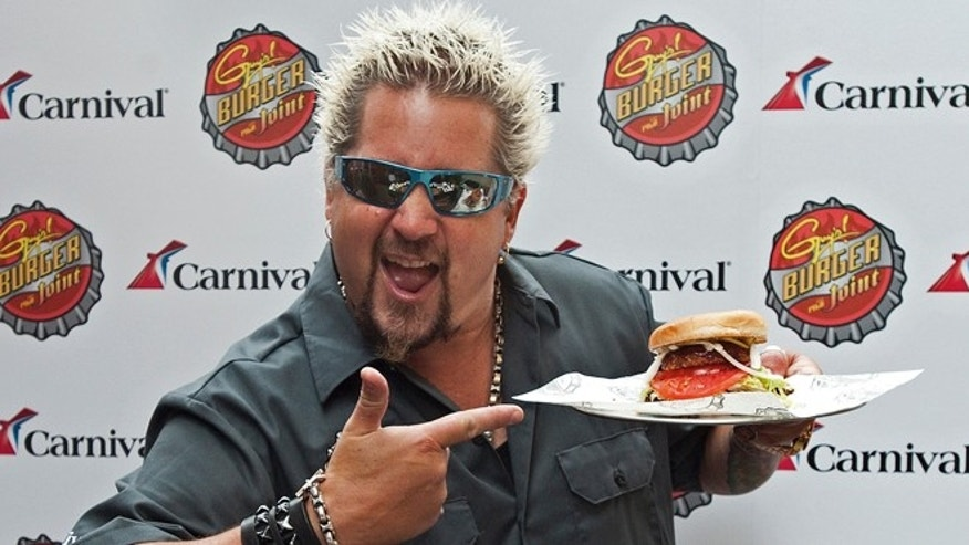 bad hair day guy fieri goes ballistic on his out of