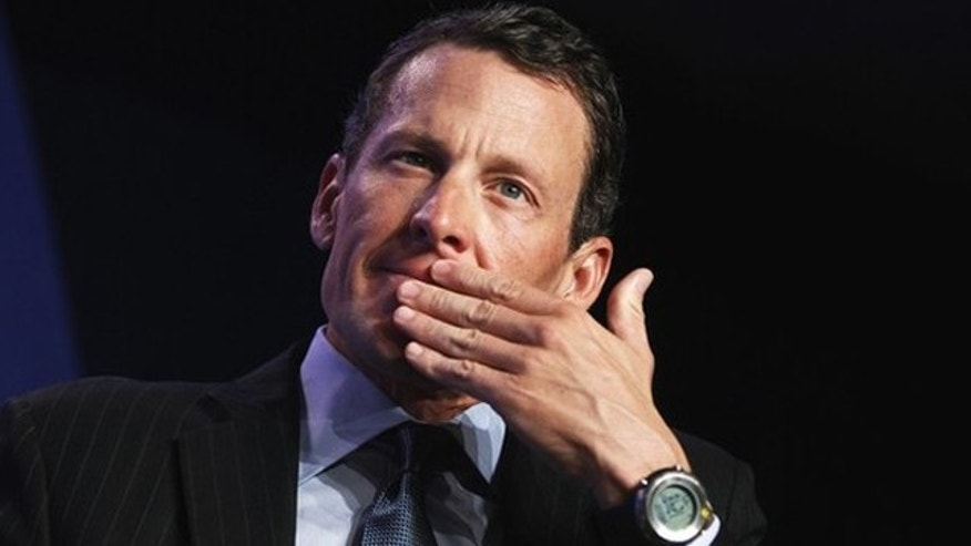 Sept. 22: Lance Armstrong, founder of the LIVESTRONG foundation, takes part in a special session regarding cancer in the developing world during the Clinton Global Initiative in New York.