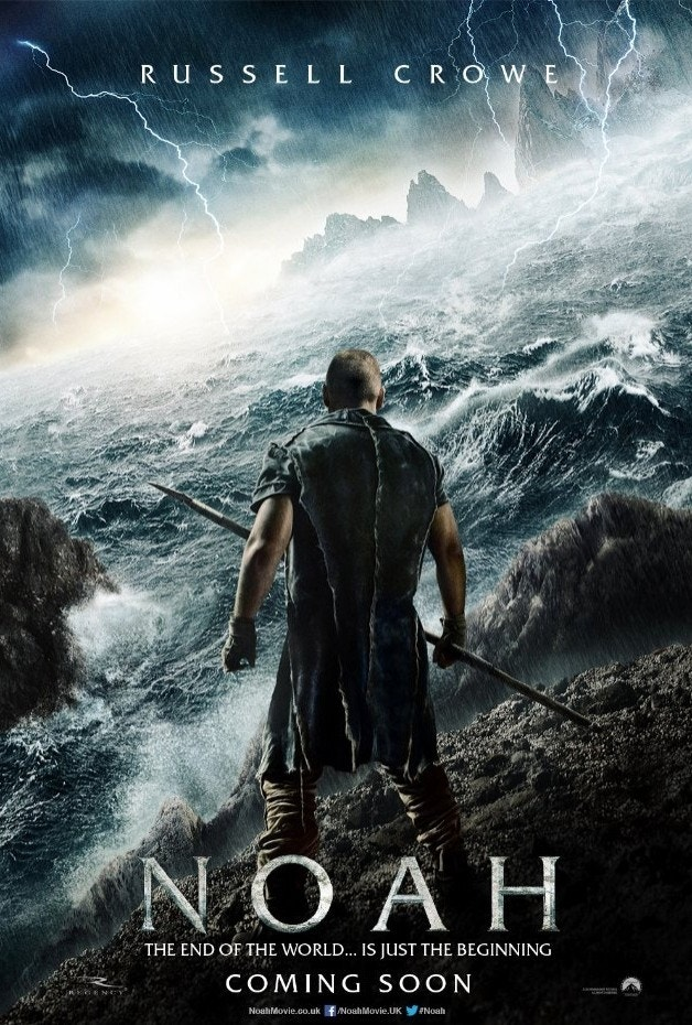 Epic 'Noah' trailer finally hits the web
